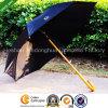 Straight di legno Umbrellas con Printed Logos per Promotion (SU-0023W)