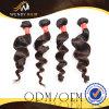 6A non transformé Peruvian Human Hair Extension