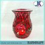 Deutschland-dekoratives Aroma farbiger Hauptglasmosaik-Duft-BrennerCenser