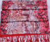 [ديجتل] طبعة حريريّة وشاح شال [دووبل-لر] (20120201-02)