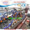 Ligne de emballage spiralée d'extrusion de bande de HDPE