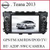 Reproductor de DVD del coche para Nissan Teana 2013