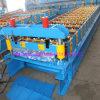Paralleltrapez-Dach-Fliese-Rolle, die Maschine bildet