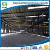 Constructions légères préfabriquées d'entrepôt de structure métallique avec l'écran