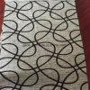 Diseño Gemotrical Grey tejido sofá