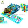 Estructura del juego del tema del océano de los cabritos/equipo de interior usados del patio de los niños para la venta