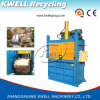 Machine comprimée hydraulique de presse Balling de machine de conditionnement de presse/balle/paille/herbe