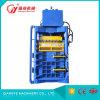 Вертикальный пресс для пластмассовых отходов бумаги (YB -150 T)