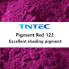 Pigmento rosso organico 122 per plastica (pigmento eccellente di ombreggiatura)