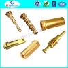O CNC de giro do costume do CNC da precisão fêz à máquina as peças de metal de bronze giradas