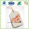 Printedabel personalizados promocionais Hang Tags para vestuário (jp-HT074)