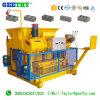 Camada de ovo6-25 Qmy Máquina de tijolo para a construção do Bloco