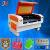 Machine de découpage de grandeur moyenne de laser pour le cuir (JM-1090H)