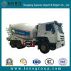 Carro del tanque del mezclador concreto de la mezcladora de Sinotruk HOWO 6X4 8-12m3
