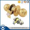 Edelstahl-Innenzylinderförmige Tür-Drehknopf-Messingverschlüsse