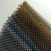 Популярный черный камин проволочной сетке шторки