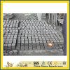 De Straatsteen/Cobble/de Kubus van het graniet voor OpenluchtProject
