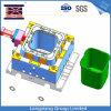 Alimentação de fábrica amplamente personalizados no exterior de injeção de plástico grande Lixo Molde