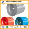 (0.14mm-0.8mm) Le lamine di metallo d'acciaio PPGI hanno galvanizzato l'acciaio/la bobina d'acciaio ricoperta colore
