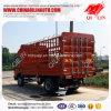Carro de la cerca del contenedor para mercancías seco de la transmisión manual