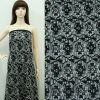 Sole Sequins Polyester Mesh Embroidery Spangle Fabric Dress (hkz2803)