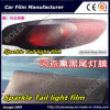 Pellicola chiara 0.3*9m della lampada di coda della tinta della pellicola/coda di Headligh della pellicola dell'indicatore luminoso dell'automobile della scintilla