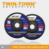 Disco para trituração de inox 125X6X22 DC