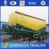 中国の製造業者3axles 60tonのフライアッシュのセメントのBulkerの貨物タンカーのトレーラー