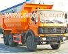 6X4 25 toneladas de la POTENCIA de la ESTRELLA de carro de vaciado