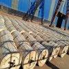 4 conducteurs Cu/XLPE/swa/PVC blindés souterrain de la taille du câble d'alimentation