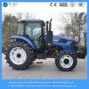 Alimentador de granja grande de los caballos de fuerza 125HP 4X4wd con el motor de Weichai Deutz/Yto