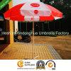 Coca-Cola parapluie publicitaire en plein air avec inclinaison (BU-0048WT)