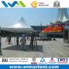tente de pagoda de PVC d'aluminium de 5mx5m
