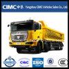 C&C 340HP 6X4 덤프 트럭