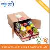 Caja acanalada vegetal acanalada de la fruta fresca de la caja del cartón (AZ010415)