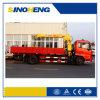 Dongfeng Opgezette Kraan sq12sk3q-Ii van 12 Ton Vrachtwagen