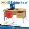 Mesa dos professores de Morden com a cadeira do armário e do plástico para a mobília de escola