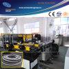 Новая конструкция пластиковый Однослойный гофрированную трубу Станок трубонарезной станок экструзионного провод кабельный канал