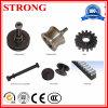 Guía de ruedas y contador del rodillo de construcción mástil Repuesto