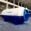 autoclave de borracha do Vulcanization dos rolos do aquecimento elétrico de 2000X6000mm (SN-LHGR20)