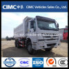 필리핀을%s Sinotruk HOWO 6X4 371HP 팁 주는 사람 트럭 20cbm 쓰레기꾼 트럭
