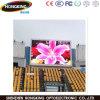 Visualización de LED a todo color al aire libre de la alta calidad P10-4s
