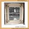 Bâti antique de miroir