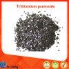 99.99% Kristal van het Pentoxide van het Titanium van de Korrel van de Prestaties van de hoge Zuiverheid het Stabiele voor het Optische Materiaal van de VacuümDeklaag van de Tablet van /Ti3o5 van de VacuümDeklaag