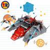 子供のプラスチック互換性のある宇宙飛行船はおもちゃを妨げる