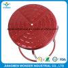 Vernice rossa lucida del rivestimento della polvere di buona durezza resistente agli urti