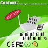 kits de la cámara NVR del IP de 8CH WiFi Wirelss 1080P (WIFIPG820RHE200)