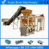 Halb automatischer Beton 6 Zoll Höhlung-Block-Form-Maschinen-