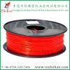 Caliente la venta de 3mm 1,75mm de plástico ABS PLA filamentos de la impresora 3D.