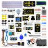 Novo! Jogo mega super de 2560 acionadores de partida para jogos da Campainha eléctrica-Arduino do motor do relé de Arduino 1602LCD RFID